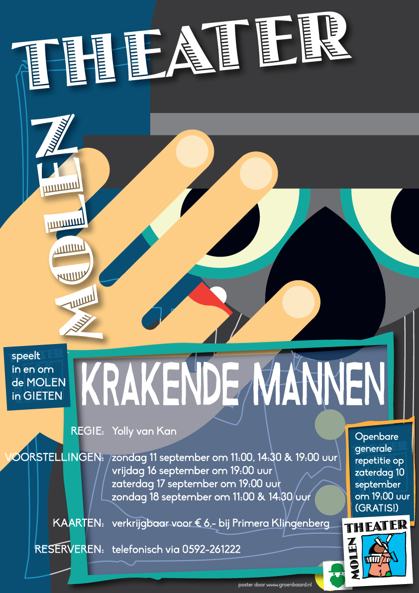 KrakendeMannen_Poster_iiii